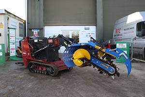 Hire - RTC Plant Services, plant machinery sales, parts
