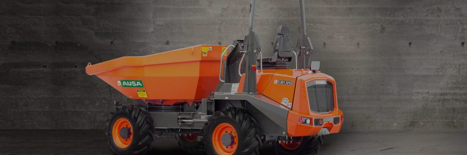 Ausa Dealers For Dumpers, Forklifts, Telehandlers